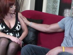 Redhead Mom Brittany O'Connell Pierced Pussy In