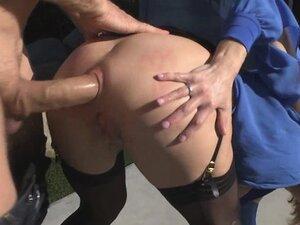 Having sex fun with my slave