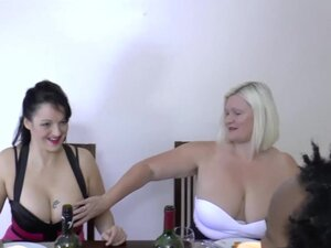 AgedLovE Busty Mature Friends Group Hardcore And