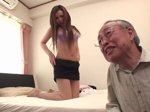 Exotic Japanese slut Marina Aoyama in Best couple,