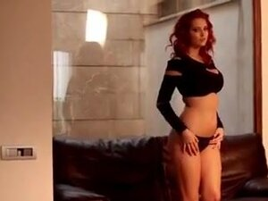 Lucy Collett Is A Sexy British Redhead, She is