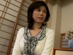 Breasty Japanese granny screwed inexperienced,