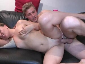 Teenage Sex On The Couch