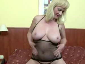 xx13 Hard Interracial Anal With Mature Blonde