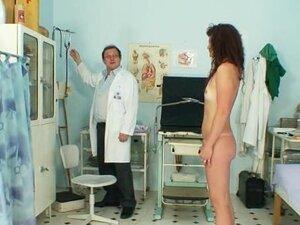 Redhead milf vagina checkup at kinky hospital,