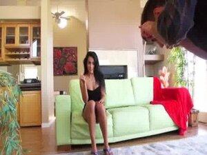 Beautiful athletic latina babe fucked Layla Sin 1