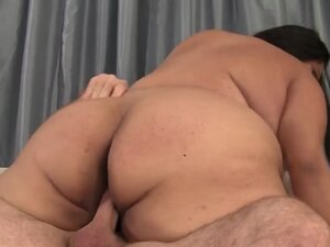SSBBW screwed hard from behind