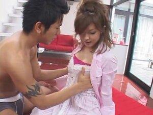 Kuri Ga Gandachi, Mei Haruka aka Mirina Aikawa, in