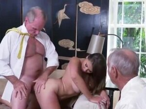 Teen swallow old and man Ivy impresses with