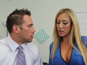 Capri Cavanni & Johnny Castle in Naughty