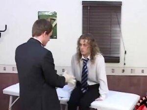 Doc Johnson Fucks Twink Patient Raw