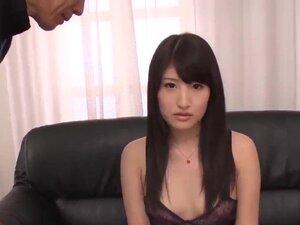 Naughty scenes of dirty porn with slim Saki