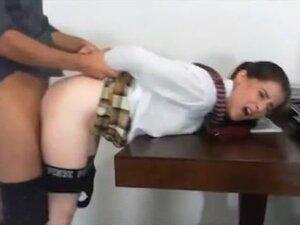 Hot Teen Schoolgirl Fucked By Her Teacher Live on