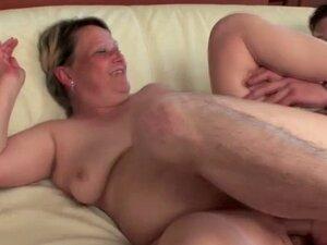 Fat Grandma Getting Laid