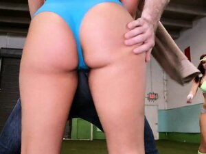 Drilled On The Field Jada Stevens, Remy LaCroix