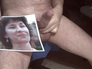 Tribute for Tributes Mom More 1 - facial cum on