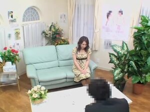 Spy cam sex video in which a japanese lady gets