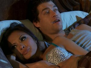 Ugly redhead asian hoe April Oneil having fun with