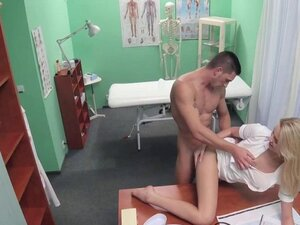 Nurse fucked on Valentines day in hospital