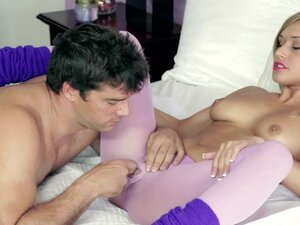 Kennedy Leigh Rides In The Reverse Cowgirl