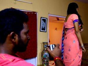 Telugu Hot Actress Mamatha Hot Romance Scane In