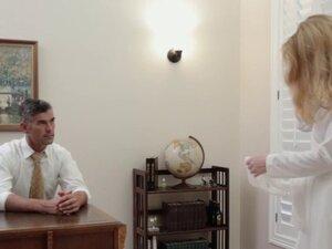 Amateur ginger mormon rub