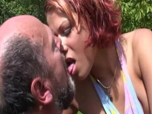 Old dicks, young chicks - 41