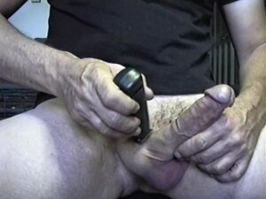 He Jerks Off And Cums Multiple Times While Shaving