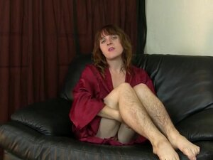 Velma - hairy legs, Take a look at this hairy