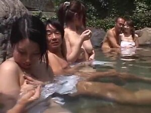 Hottest Japanese chick in Best Outdoor, Group Sex