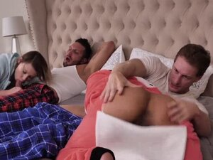 Cara May and Adrian Hush wants to get pounded by