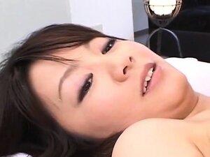 Subtitled CFNF Japanese lesbian breast massage