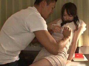 Amazing Japanese milf Yuu Konishi gives excellent