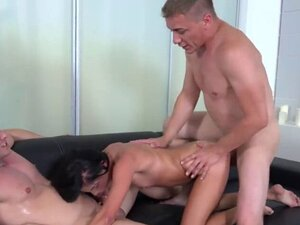 Doctor stares hymen checkup and virgin girl