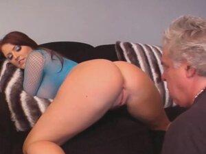Lick Mistress Sophie Dees Wet Pussy Slave!