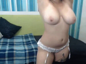 Young 20 Year Old Colombian Big Tits Webcam Free