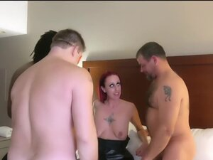 Mistress Lourdes Gang Bang Two-Intro
