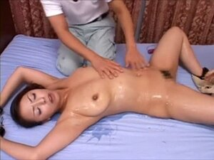Housewife gangbanged by aircon men