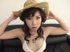 Fabulous Japanese slut Ren Asano in Incredible JAV