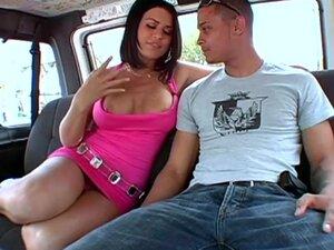 Eva Angelina's Wild Bus Ride!