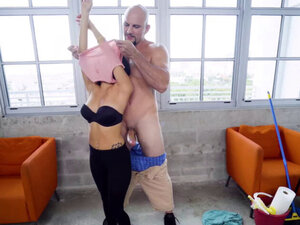 Monica Asis riding on top of JMacs monster cock