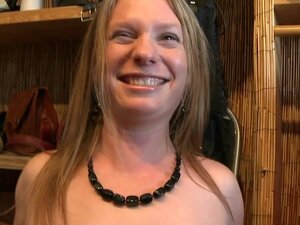 MoneyTalks - Public pussy, Havoc has great tits