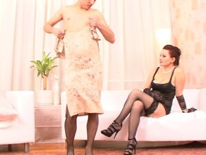 Russian-Mistress Video: Mistress Isabella, You