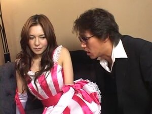 Amazing Japanese whore in Hottest JAV uncensored