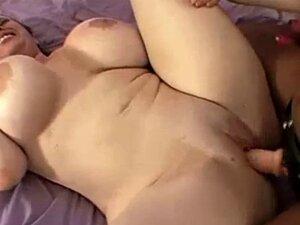 Big Tit Lesbian Anal Fucked