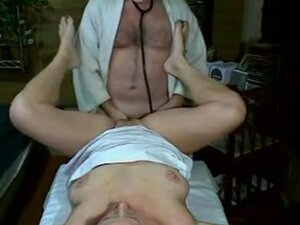 Doctor examines her pussy, Sweet chick gets a