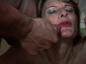FRENCH MATURE 24 anal mature mom milf 4 men double
