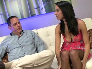 Mia Demands her Raise with a Femdom, Mia Hurley is