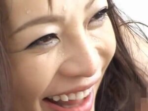 Black cock tears gorgeous Saeko Kimishima tight