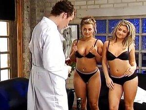 Nurses cure doctors cock and make it cum